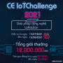 CE IoT Challenge 2021 - Call for Participants